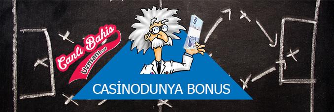 casinodunya bonus