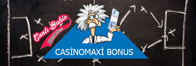 casinomaxi bonus