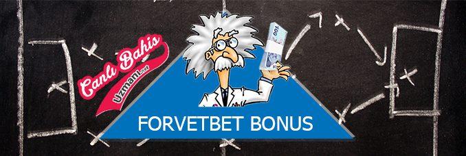 forvetbet bonus