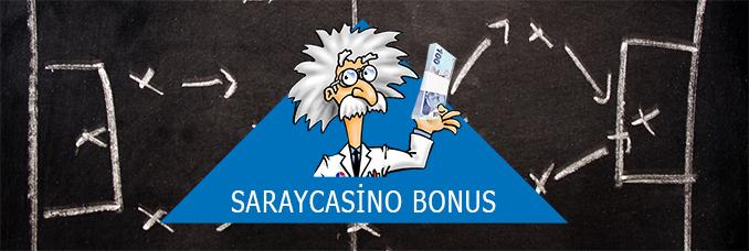 saraycasino bonus
