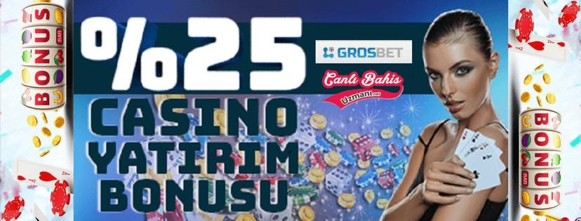 Grosbet Casino Bonusları